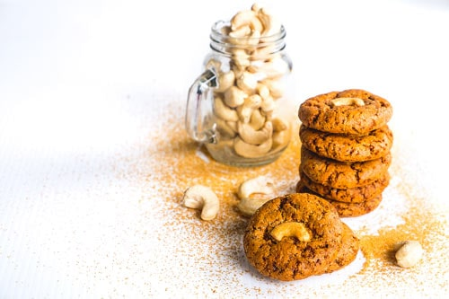 cashew-cookie